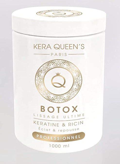 Botox Capillaire Kera Queen's: Notre Avis Sur Cette Marque