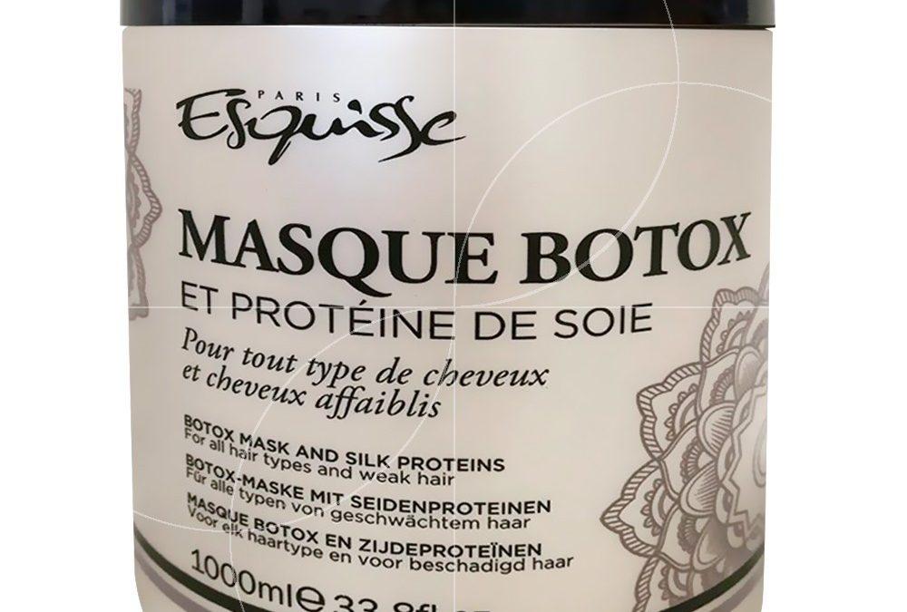 Notre Avis sur le Masque Soin Botox et Protéine De Soie