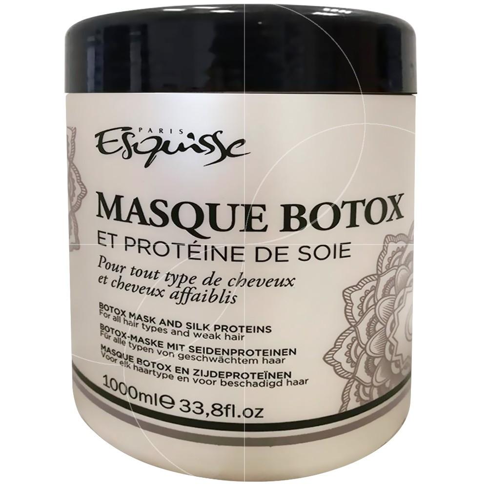 botox proteine de soie