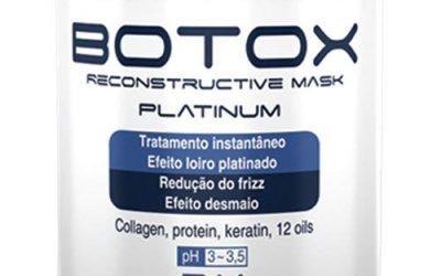 Notre Avis sur le Soin Botox Capillaire Platinium, Mask Reconstructive